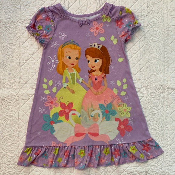 Disney Collection Sofia the First Nightgown